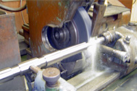 Cylindrical Grinding - Machine & Tool Corp.