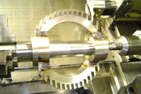 CNC Turning - M & S Machine & Tool Corp.